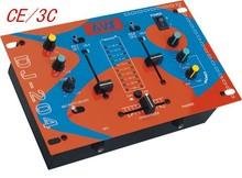 DJ-204 USB SD Professional Cheap Live DJ Sound Systerm Midi Mixing Board