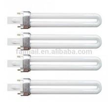 4 x 9w UV Lamp Tube Light Bulbs Replacement Make Up