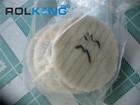 100% australian wool polishing and buffing pads