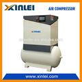 برغي ضاغط الهواء للبيع آلة مع خزان xlam10at-a2 10hp 7.5kw محرك المباشر