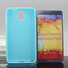 Gel tpu soft case back cover for samsung galaxy note 3