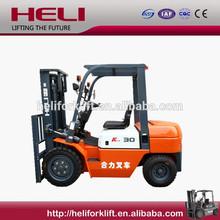 HELI BRAND COUNTER BALANCED FORKLIFT K SERIES CPCD30 diesel forklift 3 tons