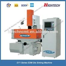 controllo di qualità znc d71 serie di precisione cnc elettroerosione a tuffo macchina