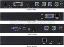 200m KVM VGA Extender with audio