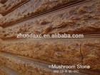 High quality exterior wall decorative panel board --- Mushroom Stone