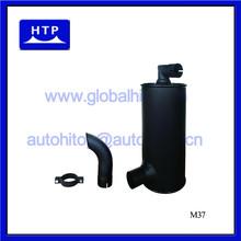 High quality HTP car muffler SH120