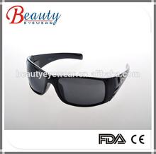 Italian style design sun glasses advertisement