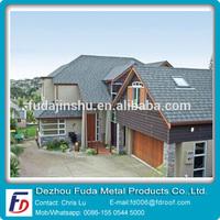 PPGI Color Coated Corrugated Steel Metal Roof Tile