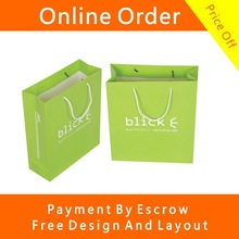 Wholesale Offset Printing Custom Made Shopping Cloth Bags