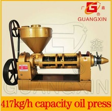 cooking Crude oil press for Vegetable seeds yzyx140