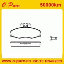alibaba china brake pads for FORD SIERRA ,SKODA 785 787 781