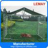 durable galvanized dog run kennel
