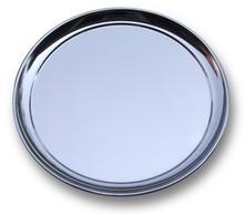 Hot!.Stainless steel dinner plate