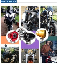Y&T 10w 50% off led head lights motorcycle head lights motorcycle led head light for honda wave 100