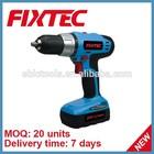 FIXTEC Professional Power Tool 13mm 20V Li-ion Cordless Drill Set