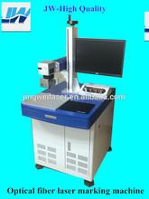 2014 hot sale with good quality !!! JW-Optical Fiber Laser Marking Machine 10w~50w