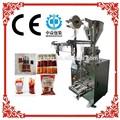 Nd-dxd-j320 ad alta velocità facile funziona automatico salsa di peperoncino macchina imballatrice