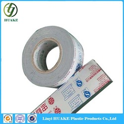 Manufacturers Direc 70mic PE Adhesive Backed Plastic Film Floor