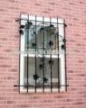 caldo delle vendite di sbarre di ferro battuto per finestre