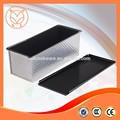 1000g antiadherente de aluminio corrugado para hornear la torta de pan pan de ventas al por mayor
