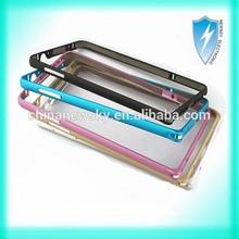 Bright Border Aluminium alloy Arc Metal Bumper Case for Samsung Galaxy Note4