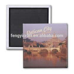 10 Dayton Ohio city skyline 2 inch ohio round photo magnet
