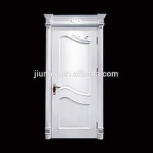New Modern wooden doors solid composite wood door with high quality