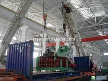 Y81 scrap automatic hydraulic metal press baler machine