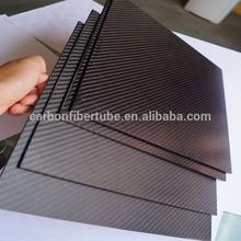 3k 0.5mm 1mm 2mm 3mm 4mm 5mm rigid carbon fiber sheet, plate,carbon fiber brick ,strip