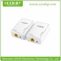 Hotselling EDUP powerline 200m portable wireless bridge