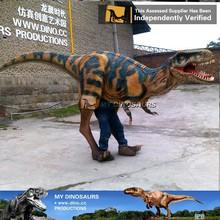 My Dino-barney carnival cartoon costume