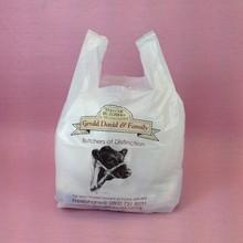 Gravure Printing Plastic Shopper Bags