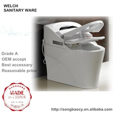 735A(S) Hip cleaning & female exclusive use & wind drying intelligent auto flushing smart toilet set