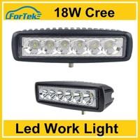Factory directly wholesale 12v 24v one row led work light
