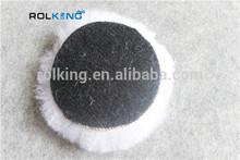 automotive polisher replacement wool bonnet