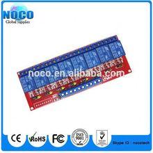 High quality 2v 5v 12v 24v 1 2 4 8 16 32 channel 12.8v flasher relay module