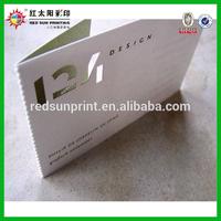 Letterpress/Embossing Color Edge Paper Business Card Printing