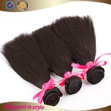 Grade 6A ES-Hair 2014 fashion hair wholesale silky yaki hair