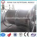Pe rotomoldeo tanque de dosificación/ronda tanque químico/200 litro de plástico de plástico del tambor