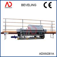 India & Pakistan market best selling glass bevel machine ADXM261A