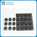 caucho de silicona adhesiva /NR/ EPDM / almohadillas de las patas, caucho de silicona auto pies adhesivos estera