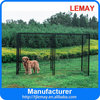 galvanized wire mesh dog pet crate