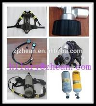 breathing apparatus/ fire fighting apparatus/ fireman SCBA