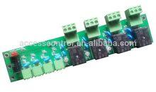 Top grade low price transmitter access control door 433 mhz