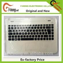 Genuine Original New Samsung X428 SP Layout Keyboards with Palmrest