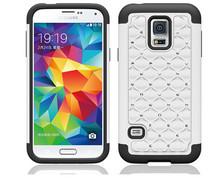 hybrid diamond mobile phone case
