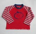 çini fabrikası 100% penye pamuk bebek giyim bebek kazak