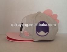 soft cotton baby hat snapback cap animal shaped hat