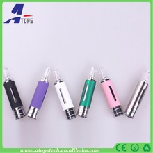top quality huge vapor BDC clearomizer Evod mt3 atomizer stainless drip tip bottom heating evod bdc clearomizer
