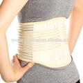 nueva ajustable elástico lumbar apoyo inferior de la espalda correa de refuerzo para el alivio del dolor